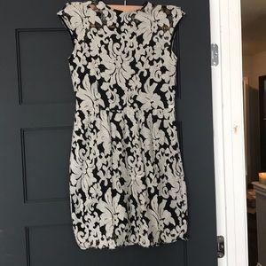 Short dolce vita dress